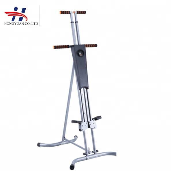 Arm and leg exercise machine vertical climber,wholesale maxi climber,<strong>fitness</strong> climbing machine