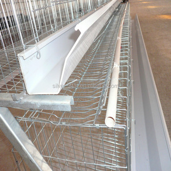 Silver Star poultry equipments chicken layer farming cage