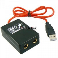 Audio Link USB Karaoke Microphone Cable