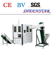 OGMS-3 PP/LDPE/HDPE/PS Bottle Blowing Machinery From Zhangjiagang