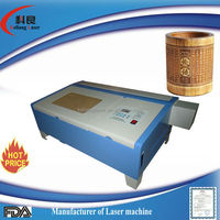 2014 new manufacture CE CO2 glass laser engraving machine 50w price