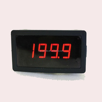 Digital panel timer DC8-24V LED display 0000-9999 online from China factory