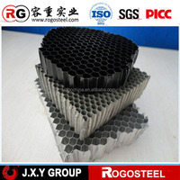 5052 new structural fireproof aluminum honeycomb core price