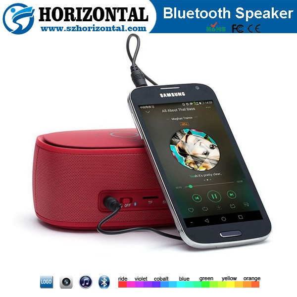 Mobile phone accessories portable free sample bluetooth speaker