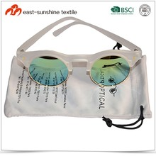 New Style Microfiber Optical Glasses Bag With Drawstrings