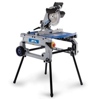 250mm 1800W Mutli Function Miter Saw / Table Saw / Flip over Saw