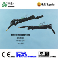 medical consumables, Bipolar / Monopolar Cables ,Monopolar coagulation cable