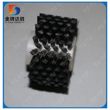 High Quality Nylon Filements Punched Knot Roller Brushes