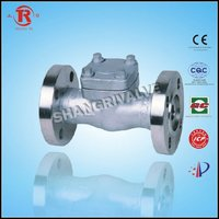 flanged check valve price