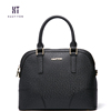 NDB156 custom design women real leather handbag fancy lady tote bag