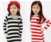 Wholesale Latest Designs Plain Long Sleeve African Styles <strong>Girls</strong> Cotton <strong>Dress</strong>