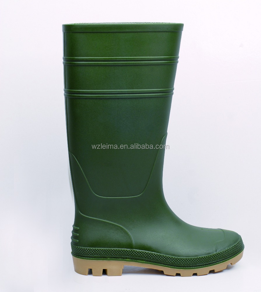 BEST SELLING ITEM!HIGH QUALITY PVC BOOTS FACTORY DIRECT SALE ZY001