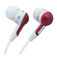 10mm speaker 3.5mm stereo sport wired earphone in-earphone/headphone with talking