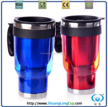 450ml 16 OZ 12V Travel Mug with USB DC 12V Plug