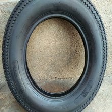 high quality sawtooth vintage motorcycle tire 5.00-15