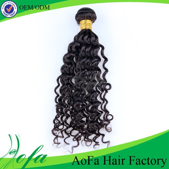 Brazilian hair 100% loose deep wave weave hair styles