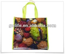 New metal lamination non woven bag