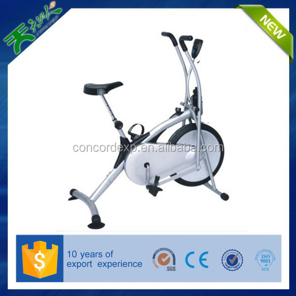 2015 new cheapest body fit exercise air bike for sale
