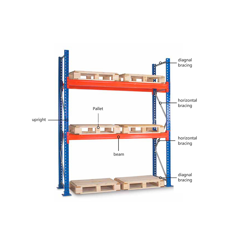 Chang shu Ruijia Factory directly provide metal warehouse storage <strong>rack</strong>