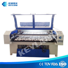 CHINA KEYLAND KQG-1390 double heads die board 300W Laser cutting machine