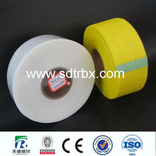 60g 8*8 50*75m self adhesive fiber gypsum board joint tape in India
