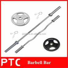 "Fitness Equipment Standard 2"" Weight lifting Barbell Bar"