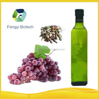 hot selling health supplement extra virgin cold pressed grape seed oil