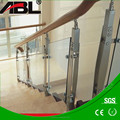 Stainless steel indoor/outdoor fiberglass stair railing