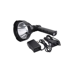 single Cree 25w led bulb handheld hunting searchlight handheld spotlight