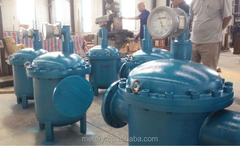 High Temperature 300C bunker Flowmeter Flow Meter