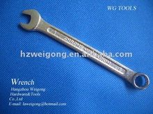 8mm Sunk Panel Design Open and Box End Ansi Wrench