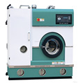 hydrocarbon solvent dry cleaning machine