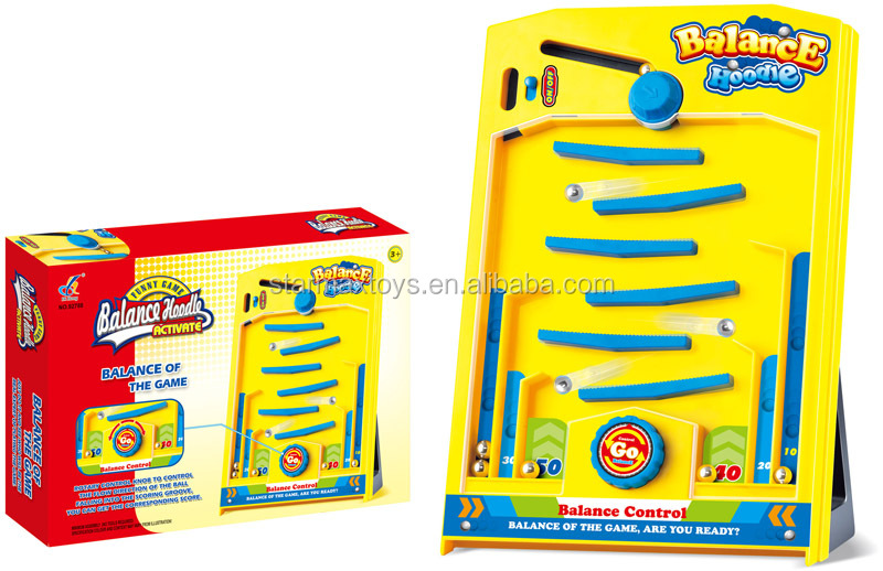 Intelligent Ball Games Blance Hoodle Toy
