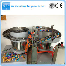 Disposable blood collection tube machine