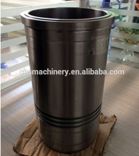 shanghai diesel engine C6121 cylinder liner D02A-104-30A genuine parts