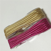 Colorful 1.5M metal head fabric nylon braided USB data charger cable for micro USB V8 Anroid version/IOS 8pin iphone 5/6
