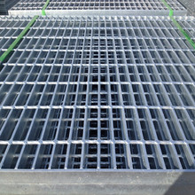 Hot dipped galvanized Banded steel grating
