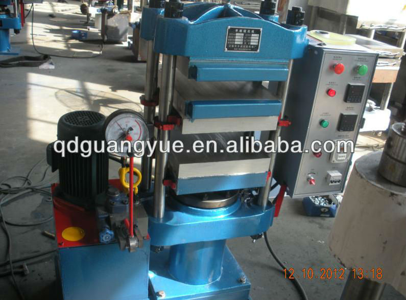 hign quality vulcanizer plate /rubber curing press