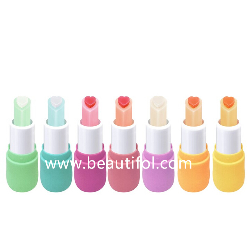 Authentic private label matte or dry makeup lipstick color pop waterproof lip balm stick made by GMP factory