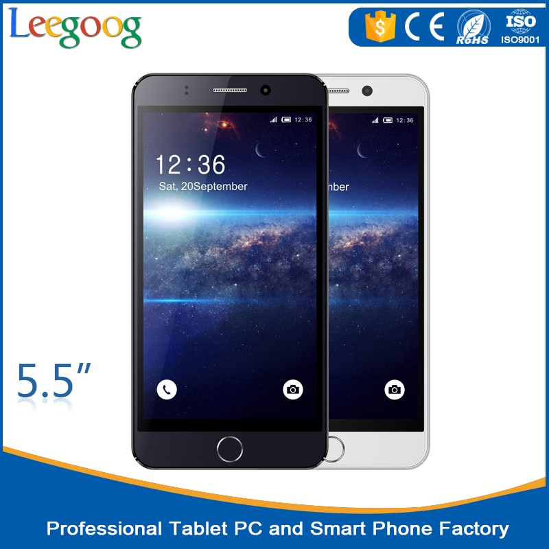 MTK 6580 cellphone 5.5inch smart mobile phone quad core android smartphone dual SIM mobile phone