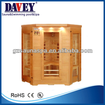 Latest design sauna steam room
