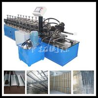 corrugated panel roll forming machine/ drywall roll forming machine light steel keel roll forming machine
