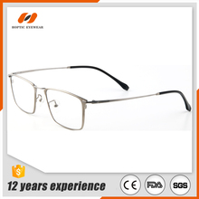 Hot Selling Good Quality Beta Titanium Eyeglasses Frames wholesale optical eyeglass Full-Rim Eyewear Spectacle