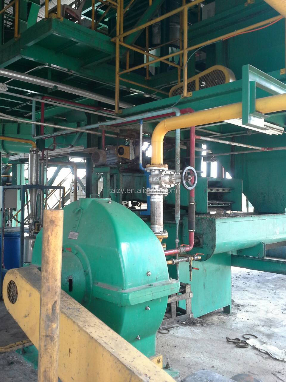 small scale palm oil refining machine