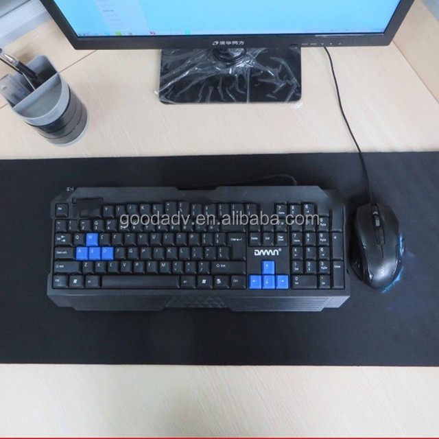 rubber mouse pad roll material custom printed blank mouse pads wholesale