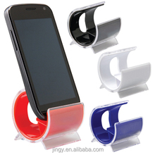Colorful pmma plexiglass acrylic cell phone stand