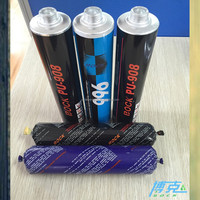windshield repair kit pu adhesive sealant polyurethane multi purpose yangzhou glue 600ml