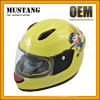 New Style Dirt Bike Full Face Child Helmets,Kids Plastic Motorcycle helmets