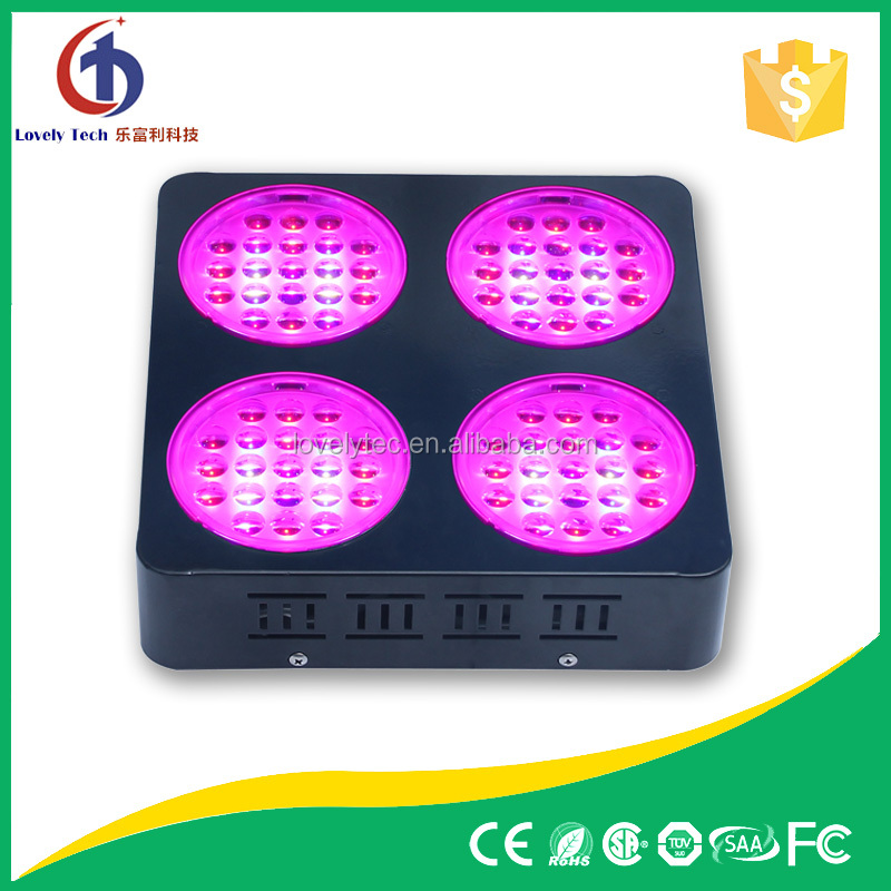 CE&RoHS Full Spectrum 84*3W X-GROW Led grow light hydroponic system vertical for veg and bloom