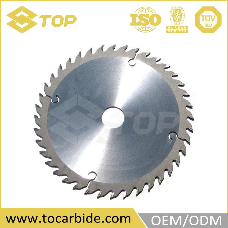 Excellent quality sell carbide insert knife, blank tungsten carbide circle blade